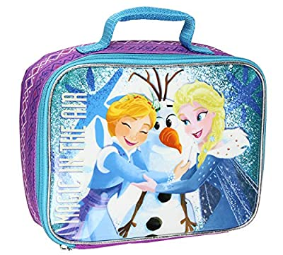 Disney Frozen Magic In The Air Insulated Lunch Box