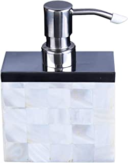 Thsinde Ceramic Soap Dispenser for Bathroom Kitchen Countertop
