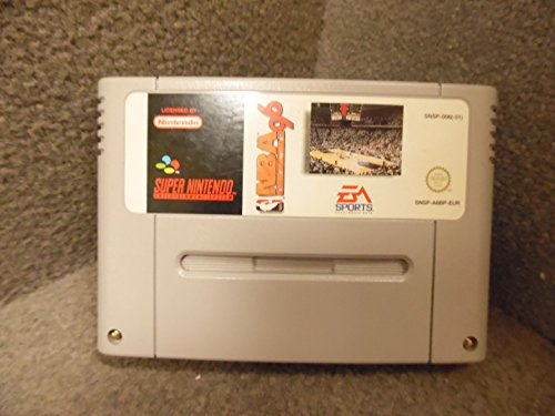NBA Live 96 - Super Nintendo - PAL