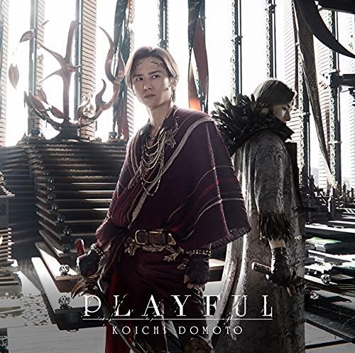 【メーカー特典あり】 PLAYFUL (通常盤) (クリアファイルC(A4サイズ)付)