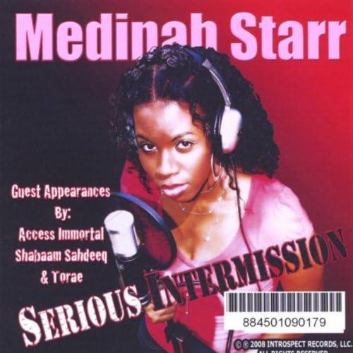 Medinah Starr