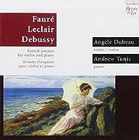 Faure/Leclair/Debussy:Fr.Sonat