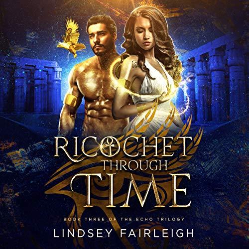 Ricochet Through Time cover art