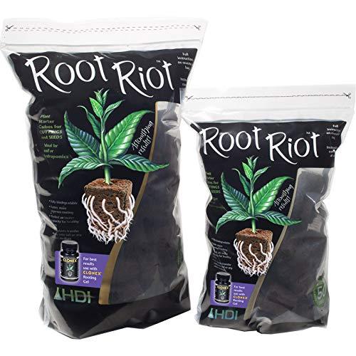 Growth Technology Root Riot, confezione da 100pezzi sfusi