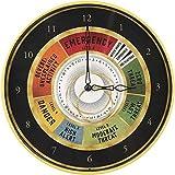HARRY POTTER Reloj de Pared, Multi, 40x40