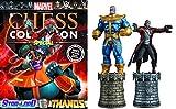 Colección Ajedrez Marvel Comics Marvel Chess Collection Edición Doble Starlord &...