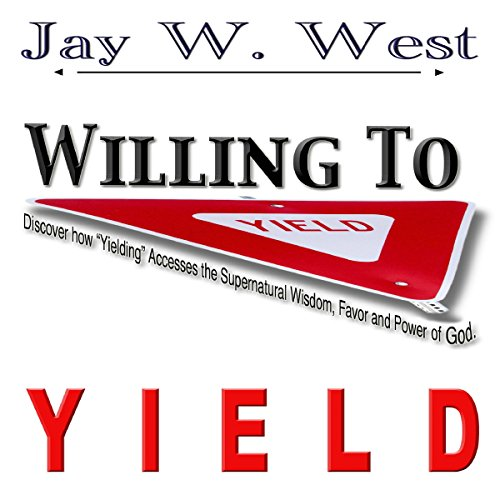 Willing to Yield audiobook cover art