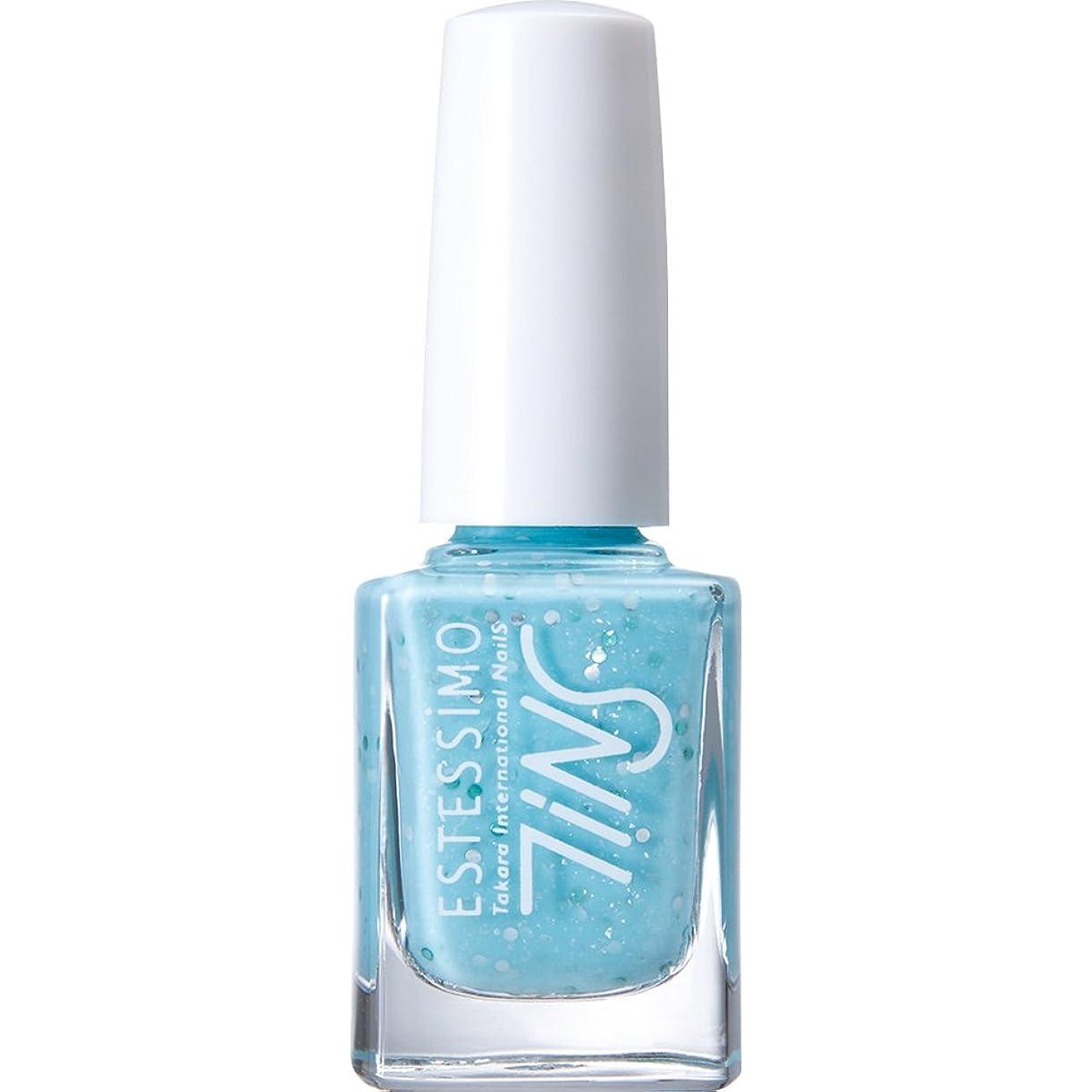 シーフード八百屋七時半TiNS カラーポリッシュ 804 フィジーブルーパンチ 11ml 2015年春の限定色「Sugarsprinkles! 」シリーズ