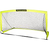 Franklin Sports Blackhawk Portable Soccer Goal - Pop-Up Soccer Goal and Net -...