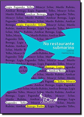 No restaurante submarino