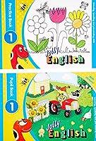 Jolly English Level 1 Pupil Set: In Precursive Letters (British English edition)