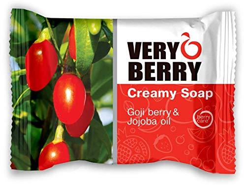 Verry Berry Cremige Goji-Beere & Jojoba Savon 100 g