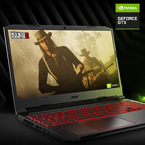 Acer Nitro 5 Gaming Laptop, AMD Ryzen 5 4600H Hexa-Core Processor, NVIDIA GeForce GTX 1650 Ti, 15.6