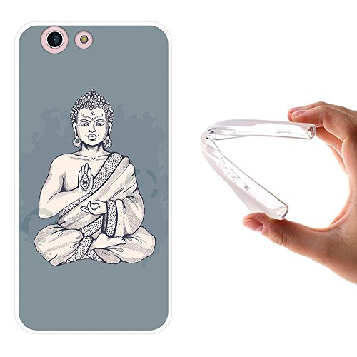 Funda silicona gel flexible Buda