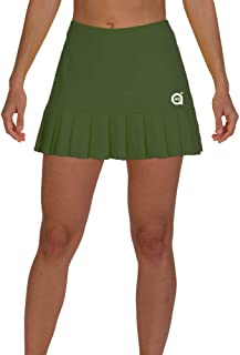 aMgrados Sport /& Style Flip Falda para mujer color negro