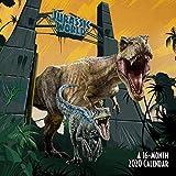 Jurassic World 2020 Wall Calendar