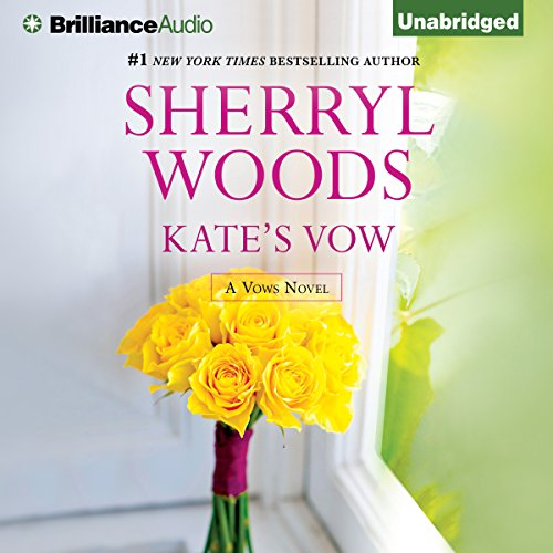 Kate's Vow audiobook cover art