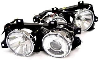 e34 headlight lens