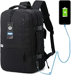 Business Backpack Flight Approved Carry on Backpacks Multipurpose Trip Bag