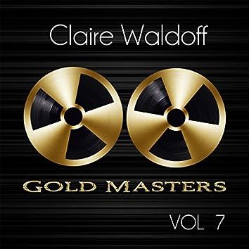 Gold Masters: Claire Waldoff, Vol. 7