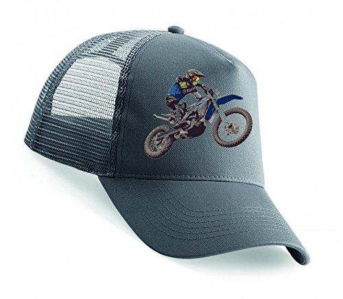Snapback Motocross- Motorrad- Fahrrad- Sport- RENNEN Unisex Baseballmütze Trucker Mützen Base Caps