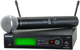 Shure SLX24/SM58 Handheld Wireless System, G4