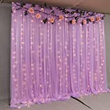 <span class='highlight'><span class='highlight'>Atongham</span></span> Mauve Bridal Shower Wedding Ceremony Backdrops Tulle Chiffon Backdrop Curtains Newborn Baby Shower Backdrop Photo Booth Background Photography