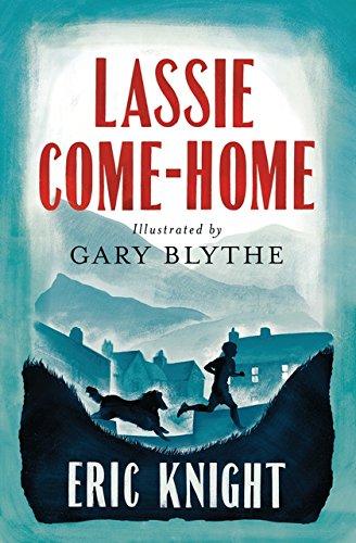 Lassie Come-Home (Alma Junior Classics)