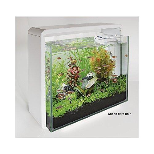 Superfish - Acuario (40 L), Color Blanco