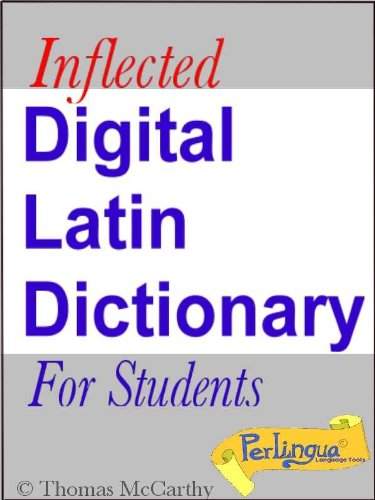 A Digital Latin Dictionary (English Edition)