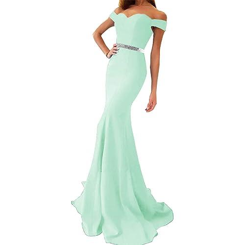 Cheap Mint Green Prom Dresses: Amazon.com