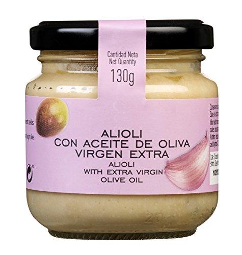 La Chinata Salsa Aioli, spagnolo aglio Maionese con olio d' oliva extravergine, 2er Pack (2x 140g)