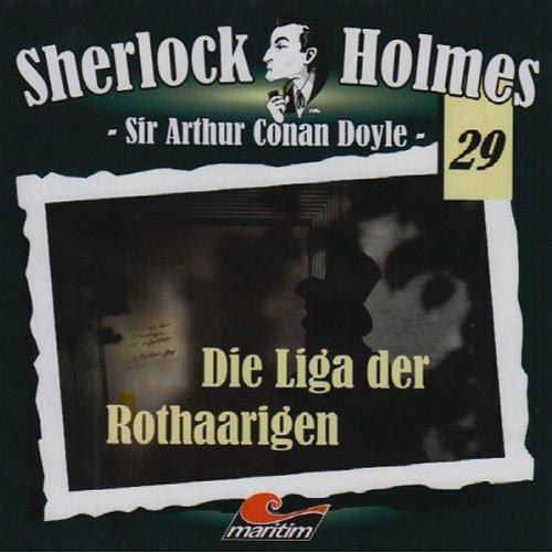 Die Liga der Rothaarigen (Sherlock Holmes 29) Titelbild