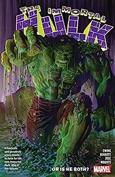 Immortal Hulk Vol. 1: Or Is He Both? (Immortal Hulk (2018-)) by [Al Ewing, Joe Bennett, Alex Ross]