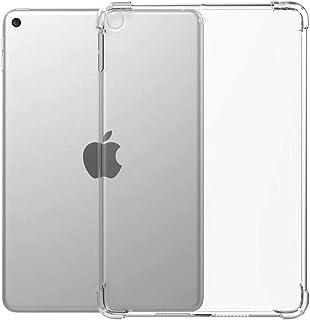 iPad Mini 1/2/3/4/5 (7.9 inches) Case Cover Corner Protection Bumper Soft Silicone Shockproof Ultra Slim Premium Anti-Scra...