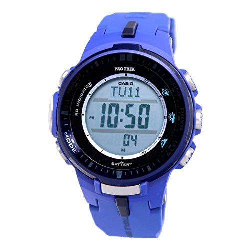 Casio Malla Me Up Watch Pro Trek EDICIÓN ESPECIAL Japan Reloj (Modelo de Asia) PRW-3000-2B