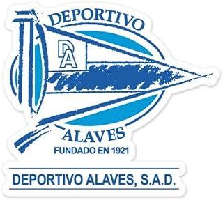Deportivo Alaves - Spain Football Soccer Futbol - Car Sticker - 4