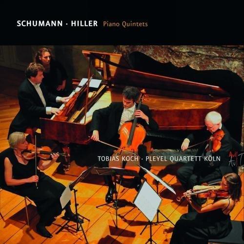 Piano Quintets by Tobias Koch