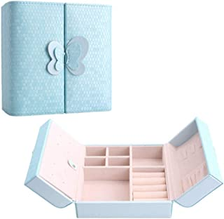 Outgeek Jewelry Box Fashion Creative Jewelry Container for Home Travel