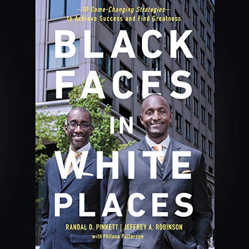 Black Faces in White Places cover art