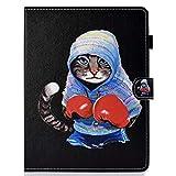 10 inch Tablet Case Cover - Étui en Cuir Universel avec Emplacement pour Carte pour Fire HD 10,...