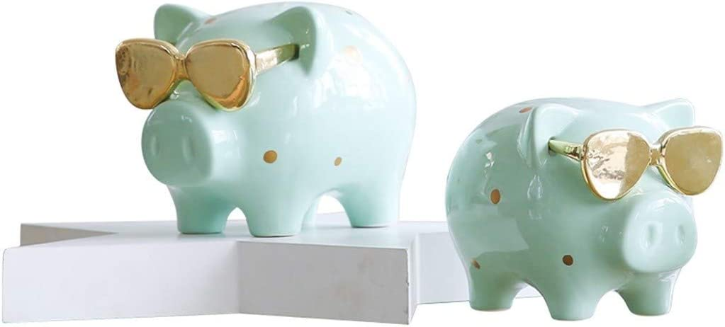 New Chicago Mall product Piggy Bank Money Box Change Cute Boxes Creative