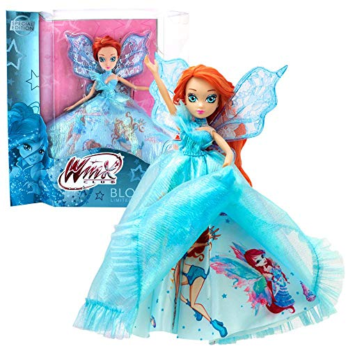 Winx Club Bloom | 15 Jahre Special Edition Puppe Spread The Magic