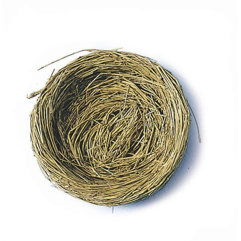"Package of 12 Natural 2-1/4"" Twig Birds Nests for Wedding Favors, Party Favors or Baby Showers"