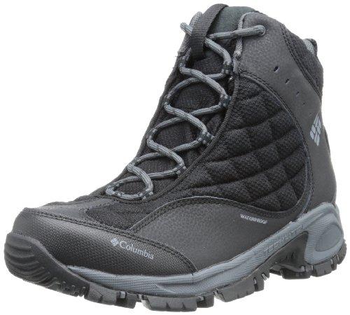 Hot Sale Columbia Women's Liftop II Winter Boot,Black/Charcoal,9.5 M US