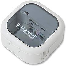 MEDIK 歯ブラシ除菌キャップ UV-C LED 携帯 ホワイト MDK-TS03(WHITE)
