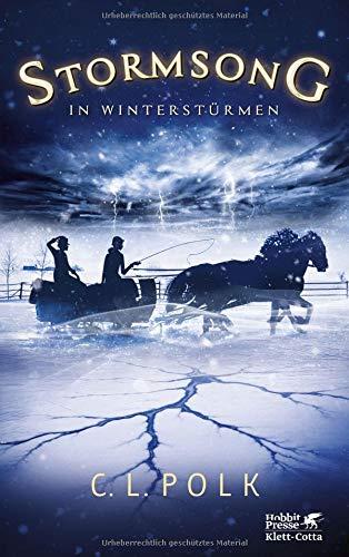 Buchseite und Rezensionen zu 'Stormsong: In Winterstürmen' von C.L. Polk