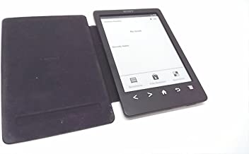 Sony PRS-T3 Ultra Slim e-Reader (Black) with 6