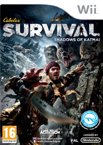 Cabela's Survival: Shadows of Katmai [Edizione: Regno Unito]