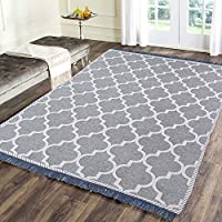 One Unit contains one carpet/ area rug / Picnic mat , Easily foldable so that you can carry it anywhere like outings ,picnics , praying , doing yoga Fabrics - High Quality chennille yarn Easy machine wash and hand wash Size : 4.5 ft x 6 ft , 138 cms ...